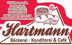Bäckerei Hartmann