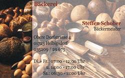 Bäckerei Schober