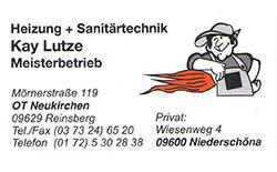 Heizung + Sanitärtechnik Kay Lutze