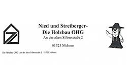 Nied und Streiberger - Die Holzbau OHG