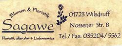 Blumen & Floristik Sagawe