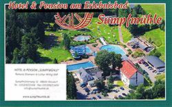 Sumpfmühle - Hotel & Pension am Erlebnisbad