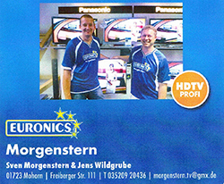 EURONICS Morgenstern
