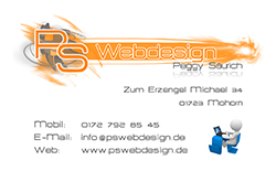 PS Webdesign - Peggy Säurich
